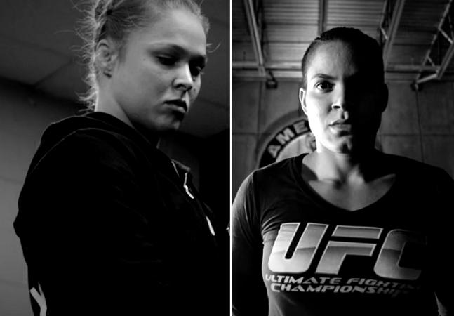 A última luta do ano no UFC exalta a força das mulheres dentro e fora do octógono