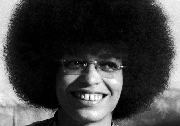 ANGELA DAVIS A CUBA EN 1972