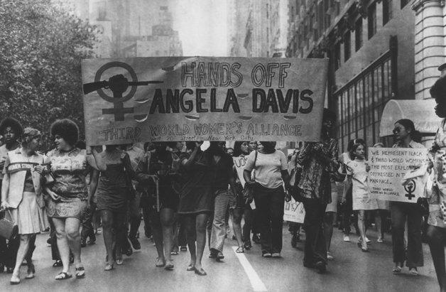 Campanhas pela libertação de Angela