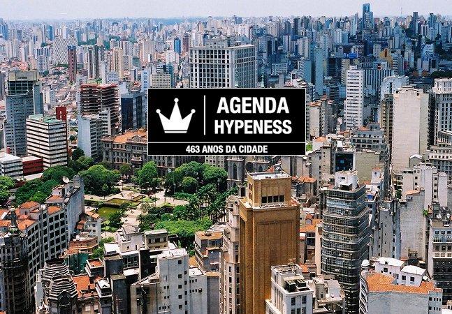 Agenda Hypeness: parabéns, São Paulo!