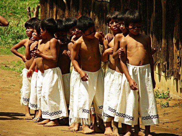 Aldeias Indigenas em SP