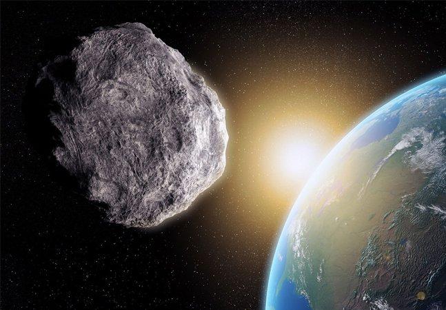 Ontem a Terra quase foi atingida por um asteroide e (quase) ninguém sabia