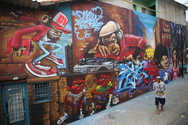 Barro Bronx