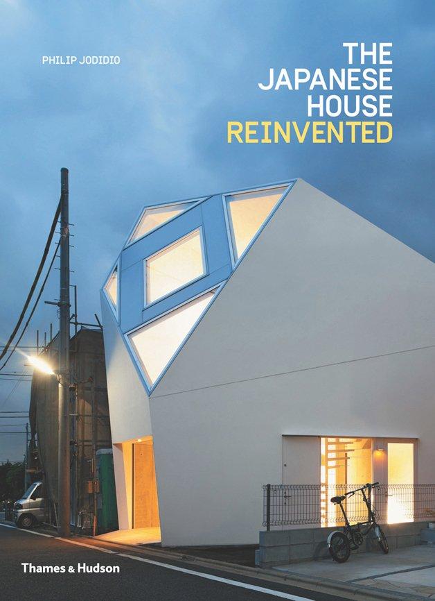 Capa do livro The Japanese House Reinvented (A Casa Japonesa Reinventada)