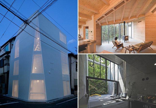 Estas casas são a prova de que é impossível não se apaixonar pela arquitetura e o design japonês