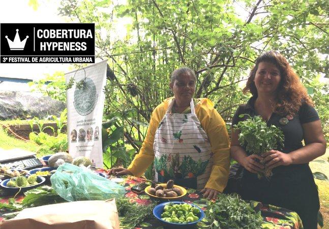 Comida de verdade na grande cidade: fomos ao 3º Festival de Agricultura Urbana em SP e isso foi o que vimos