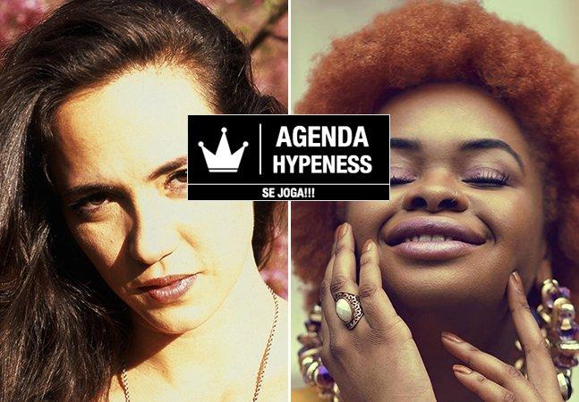 Agenda Hypeness: festival feminista em SP, pré carnaval no RJ e festa para Iemanjá em Recife