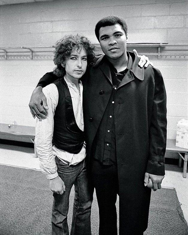 Bob Dylan e Ali