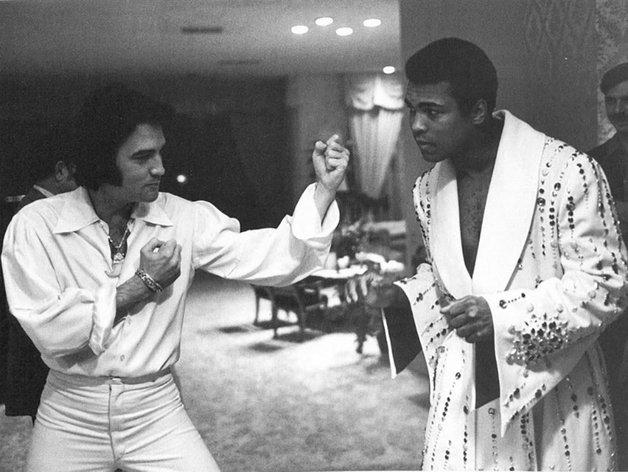 Elvis e Ali