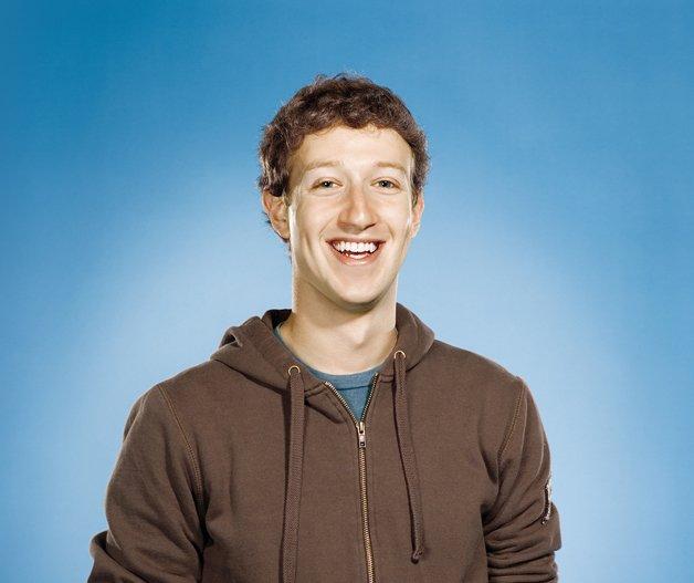 O criador do Facebook...