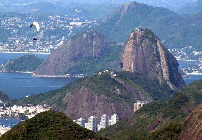As melhores trilhas do Rio vão te proporcionar diversas vistas estonteantes da cidade