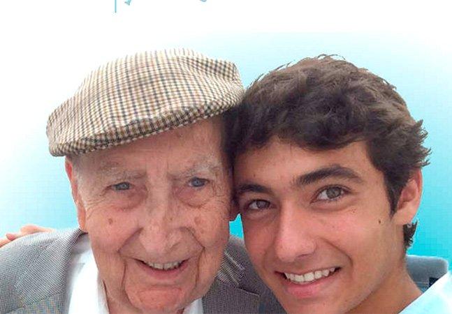 'Adote um avô': a encantadora iniciativa que combate a solidão de pessoas idosas