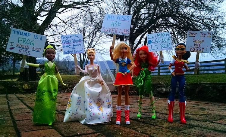 barbie-protest-march-4