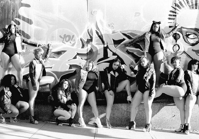 'Movimento muito grande': essas dançarinas estão destruindo estereótipos da melhor forma