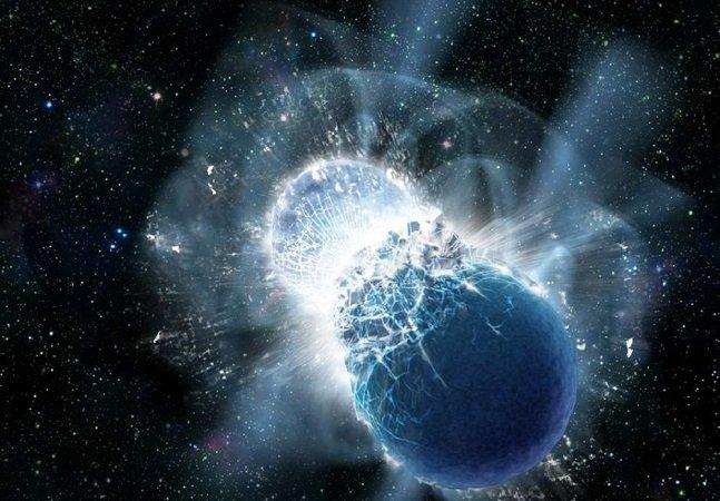 Uma rara colisão de estrelas que pode ser vista a olho nu iluminará o céu noturno em 2022
