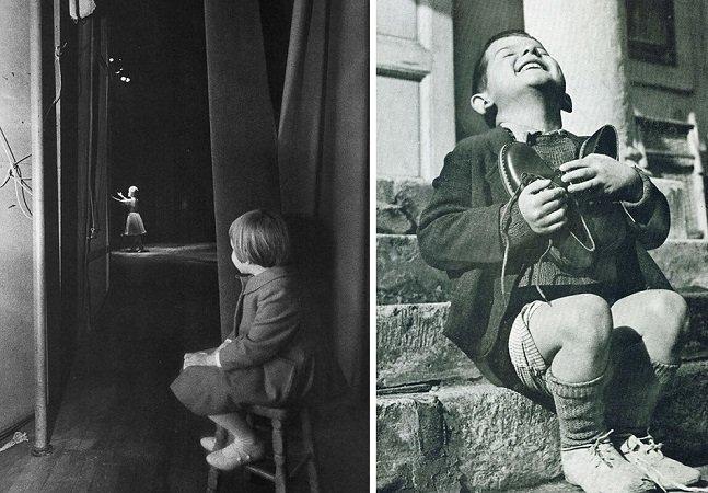 Estas são algumas das fotos antigas mais fofas que você já viu
