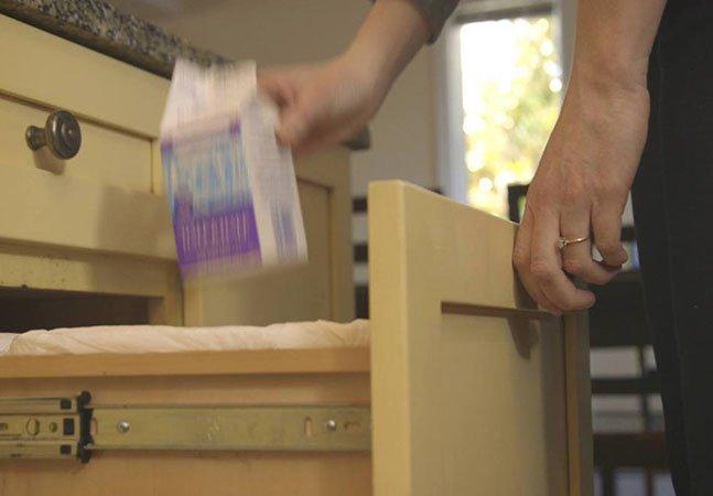 Gadget usa sensores para repôr os alimentos mais utilizados na sua geladeira assim que eles terminam