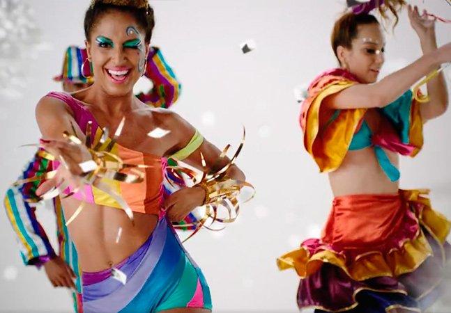 Após 26 anos, Globo desiste de explorar nudez feminina e Globeleza surge vestida em nova vinheta