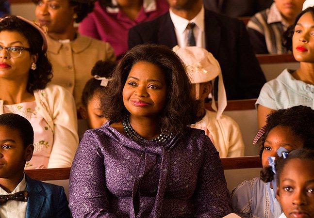 Atriz fecha sessão pra famílias de baixa renda assistirem filme sobre negras que revolucionaram a NASA
