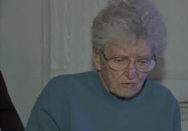 Aos 91 anos, esta senhora lutou com um homem que invadiu sua casa e conseguiu mandá-lo para a prisão