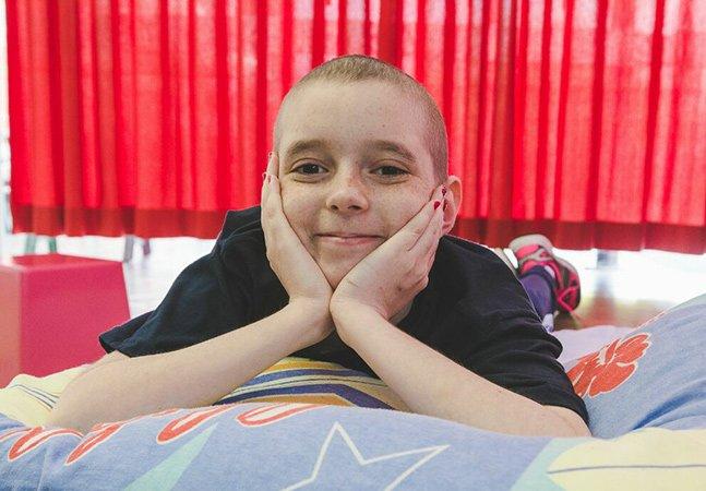 Melhor notícia da semana: a menina youtuber do 'Careca TV' superou o câncer no cérebro