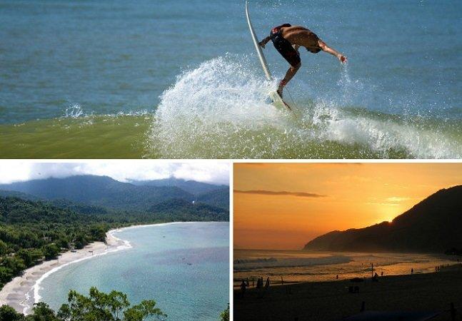 5 picos de surf para fazer a cabeça no litoral paulista