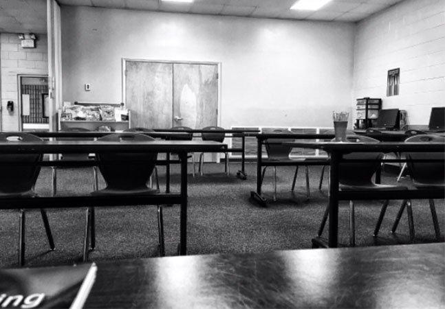 Este professor teve a reação mais hilária quando TODOS os alunos faltaram à aula no mesmo dia