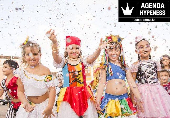 Agenda Hypeness: arte em São Paulo, circo na Bahia e carnaval no Pará
