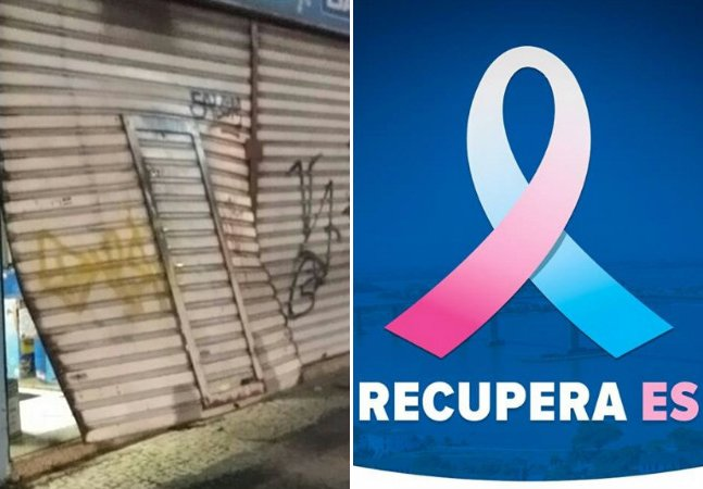 Jovens empreendedores de Vitória se unem para ajudar lojistas vítimas de furto a recuperar seus negócios