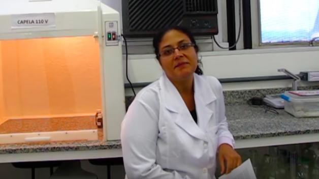 A doutora Virginia Carvalho