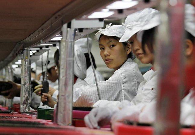 Fábrica que faz iPhones (e outros gadgets) já substituiu mais de 60k trabalhadores por robôs