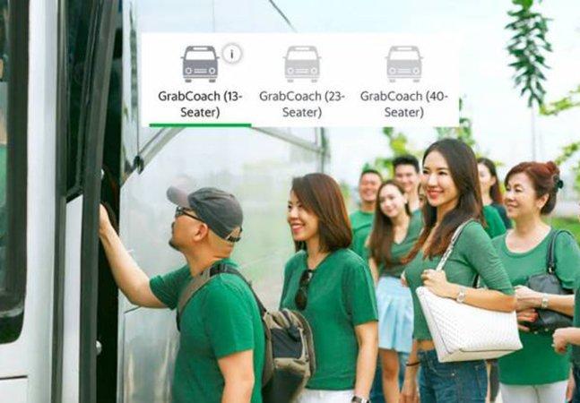 Aplicativo rival da Uber permite pedir e pagar um ônibus de até 40 lugares pelo celular