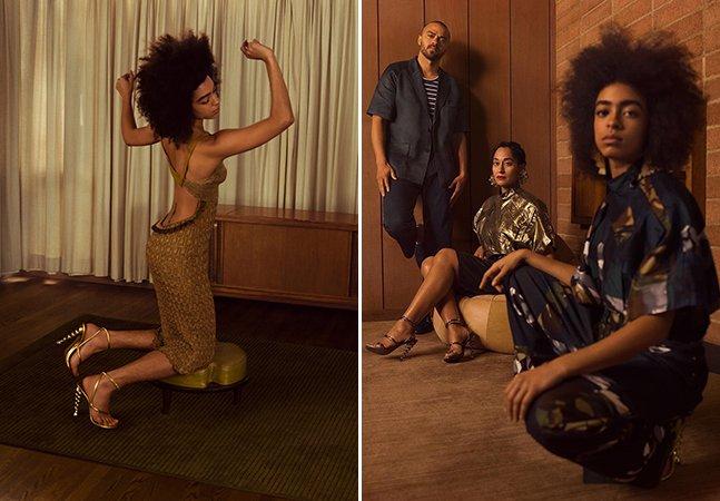 Marca lança campanha apenas com modelos negros e o resultado é maravilhoso
