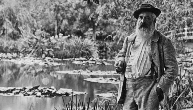 Monet em Giverny