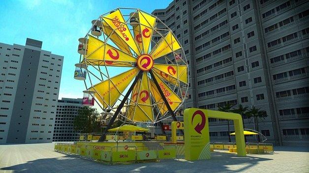 Roda Gigante Skol
