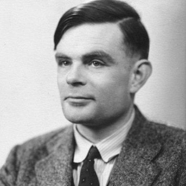 O matemático Alan Turing