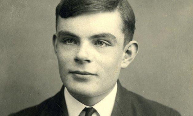 Turing aos 16 anos