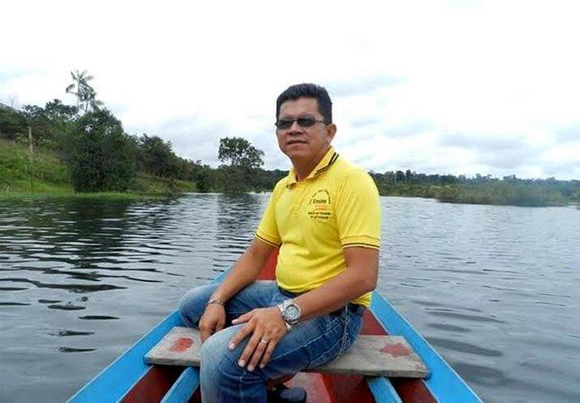 Esse professor é o primeiro amazonense da história a ser indicado ao 'Prêmio Nobel' da Educação