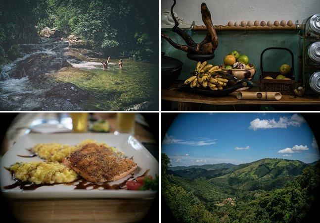 Desvendamos as paisagens mais bonitas de Visconde de Mauá em pleno verão e sem ninguém por perto