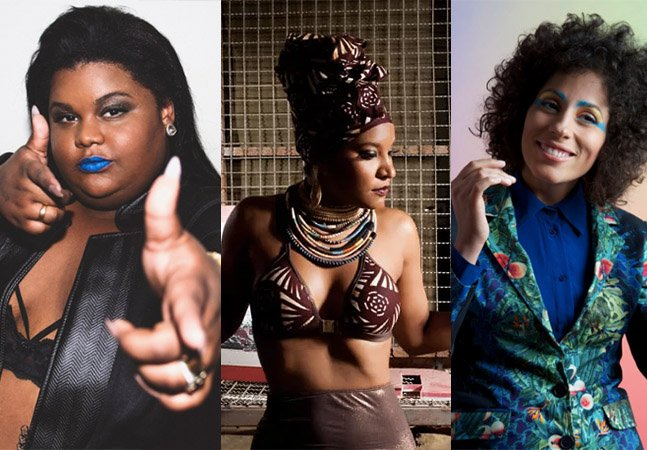 Para combater violência contra a mulher, carnaval baiano terá bloco com MC Carol, Larissa Luz e Márcia Castro
