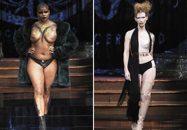 Essas sobreviventes de câncer de mama arrasaram desfilando de lingerie na NYFW