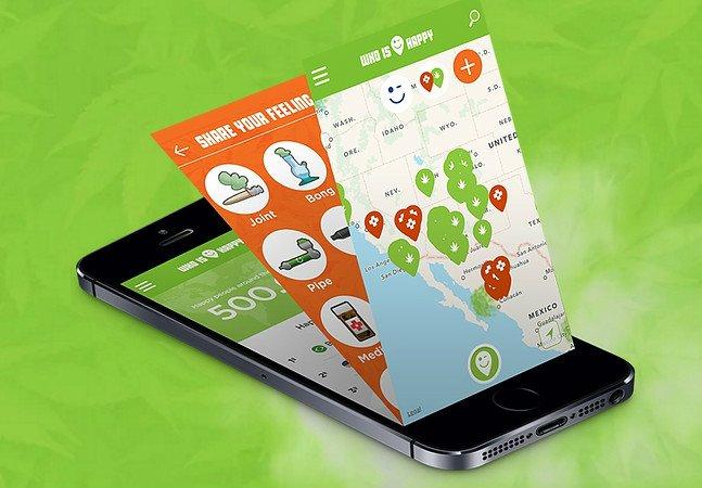 App brasileiro conhecido como 'Foursquare da maconha' é selecionado pra programa de startups canábicas nos EUA