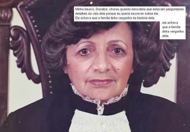 Essa bisavó chorou ao descobrir que a família não tem vergonha de sua vida e sua história heróica viralizou no FB