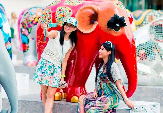 Elephant Parade São Paulo está com inscrições abertas para projetos de artistas