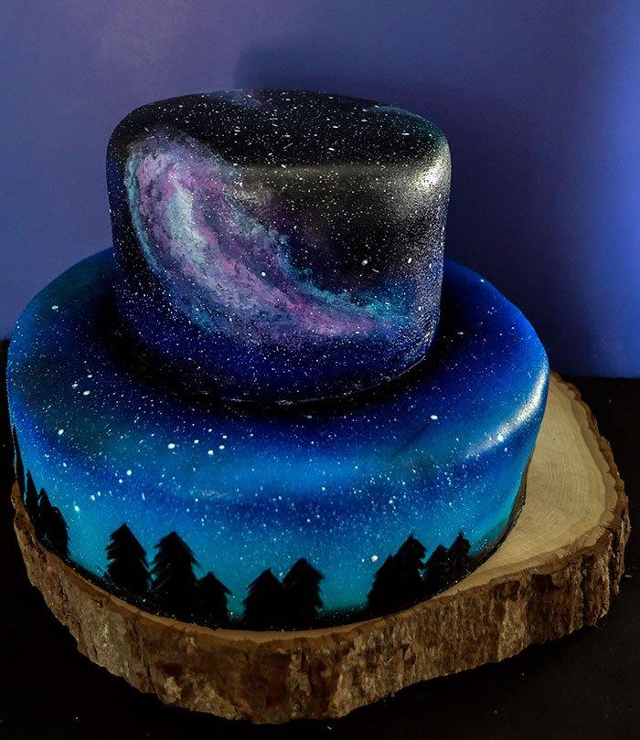 galaxy-cake-wedding-space-cupcakes-skozorbit-1