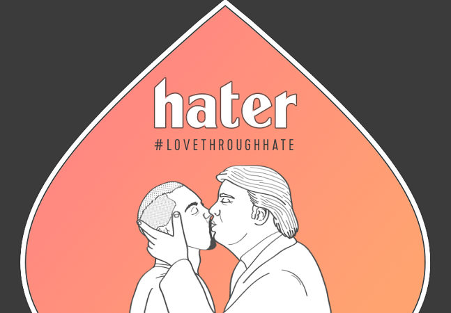 Hater: aplicativo de relacionamentos reúne casais com 'ódios em comum'