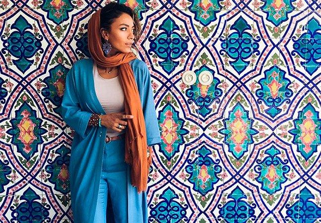 As fotos desse blog de street style no Irã são um tratado contra as ideias pré-definidas e os estereótipos