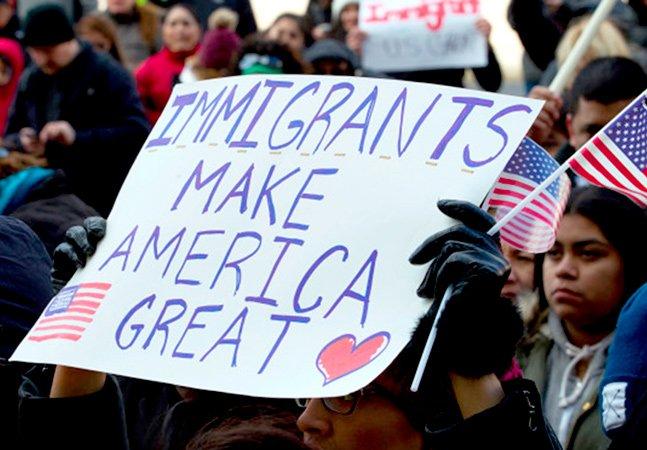 'Dia sem Imigrantes': o que aconteceria com os EUA sem eles?