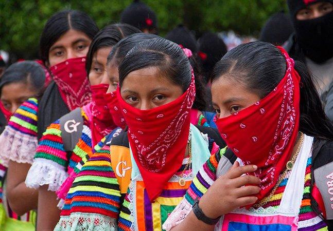 Uma mulher indígena concorrerá para presidente do México em 2018