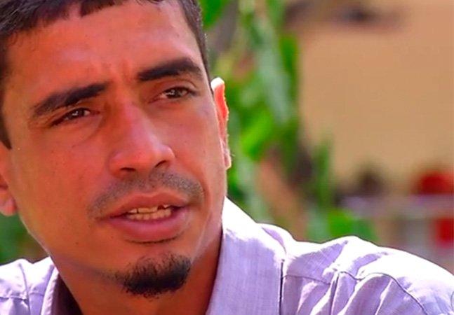 Ele é vendedor ambulante, vive na rua e deu uma lição de superação ao ser aprovado em curso da UFRN
